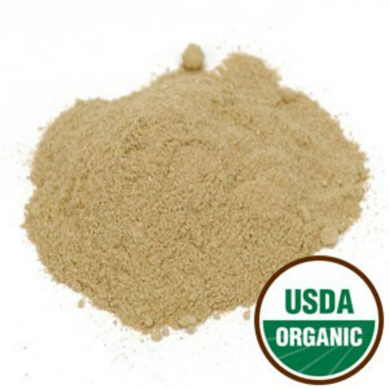 Burdock Root Organic Powder 1 lb