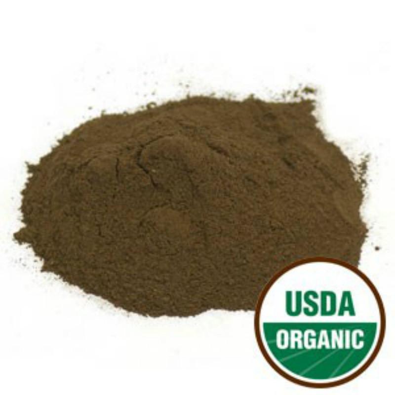 Black Walnut Hulls Certified Organic Powder Form 1lb