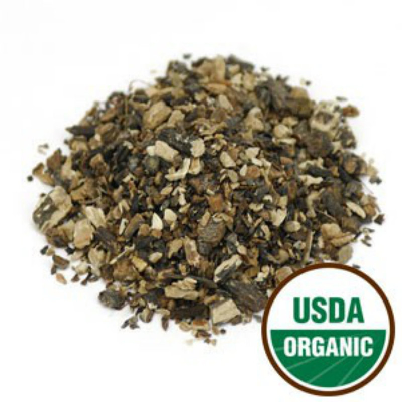 Comfrey Root Certified Organic Cut and Sifted 1 lb