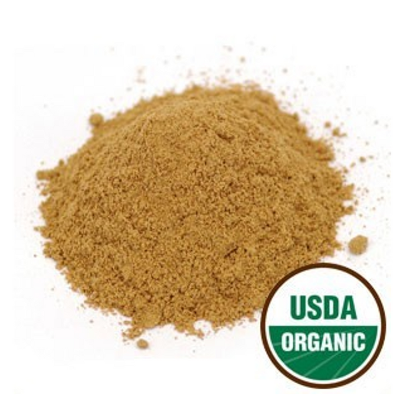 Hawthorn Berry Certified Organic Powder 1 lb