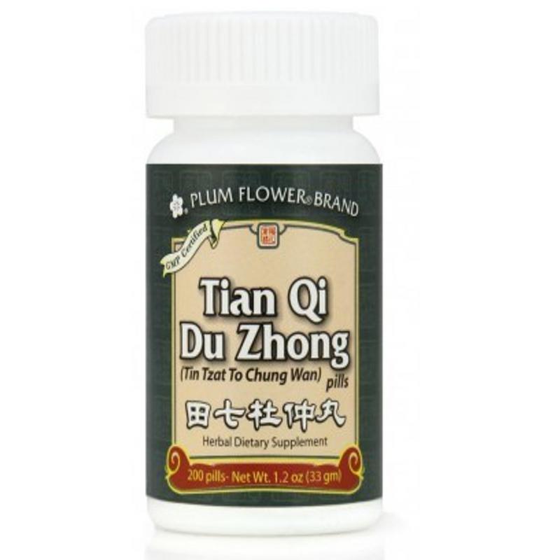 Tian Qi Du Zhong by Plum Flower