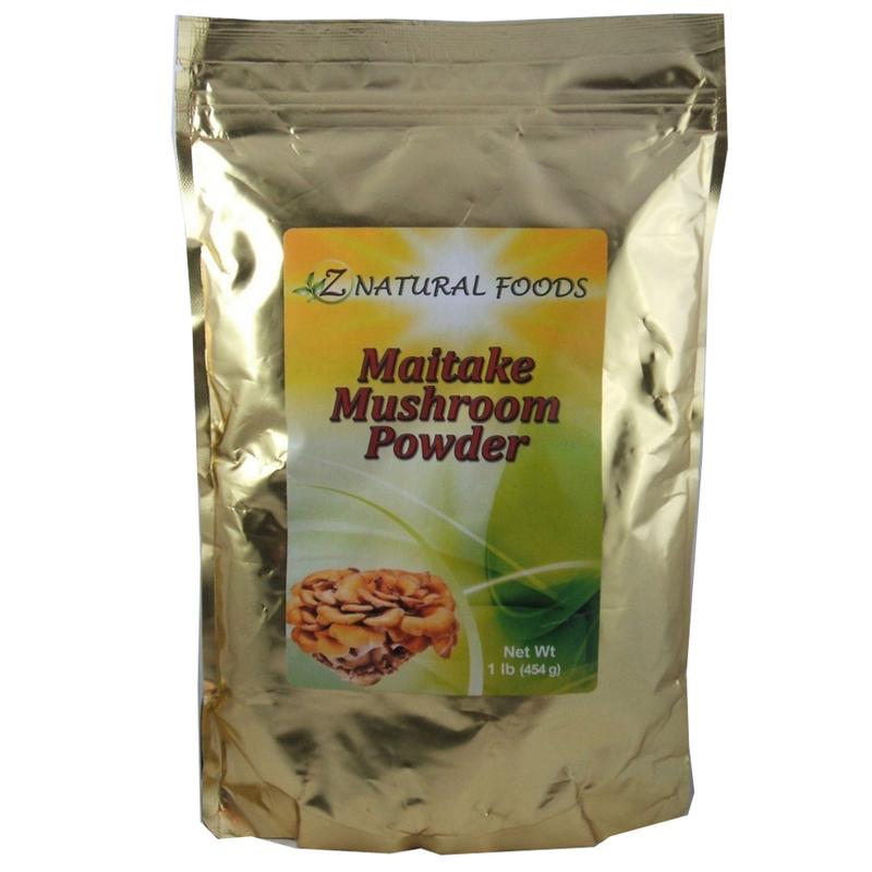 Maitake powder by Z Naturals 1 lb