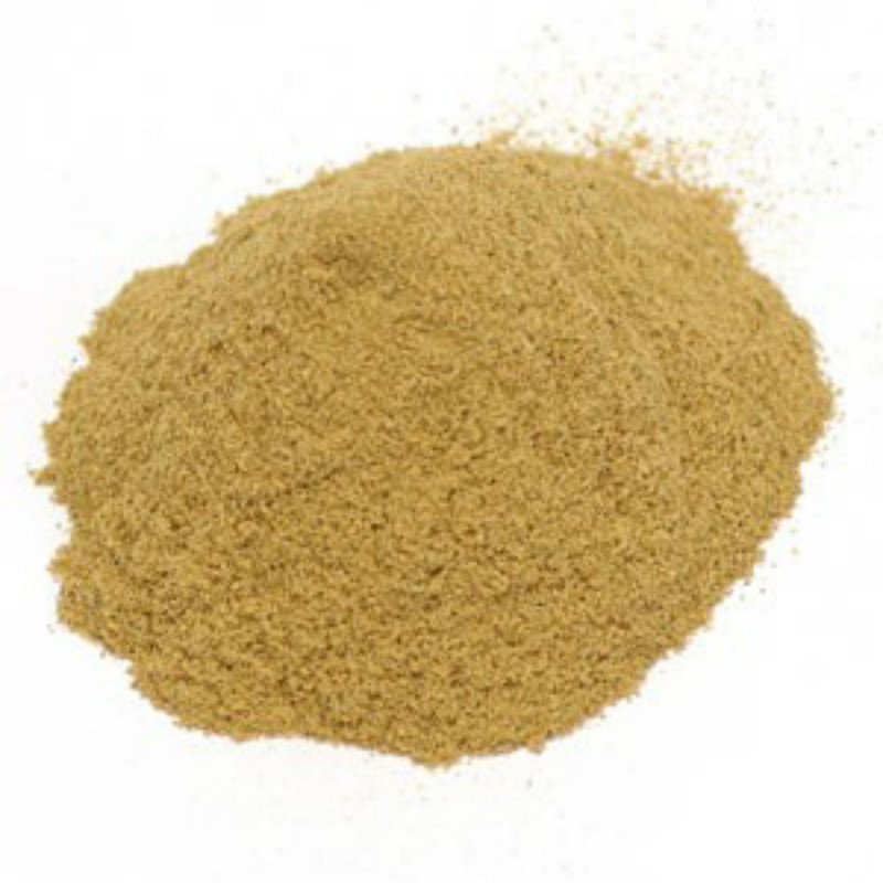 Cascara Sagrada Bark - Wildcrafted Powder Form 1 lb. - Starwest Botanicals Brand (201200-51)