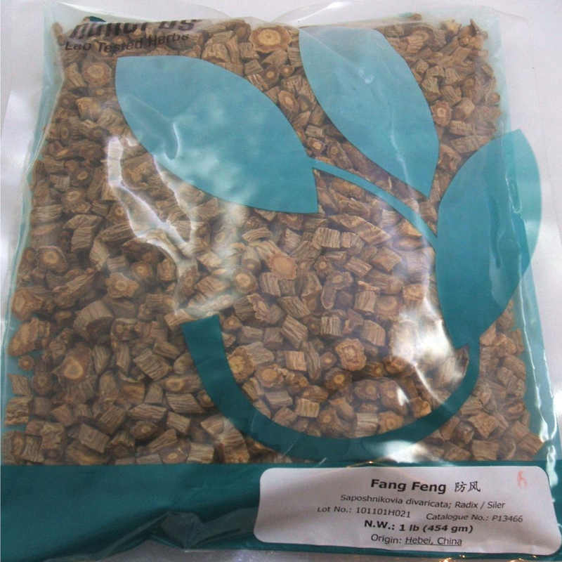 Ledebouriella / Silar Root (Fang Feng) Nuherbs lab tested cut form 1lb