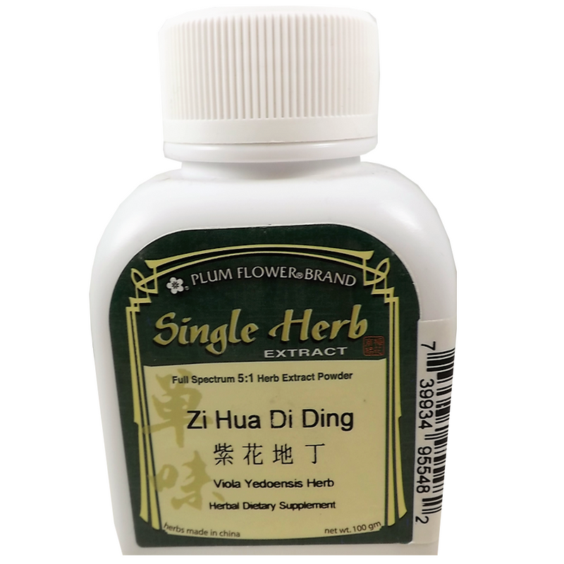 Zi Hua Di Ding Concentrate