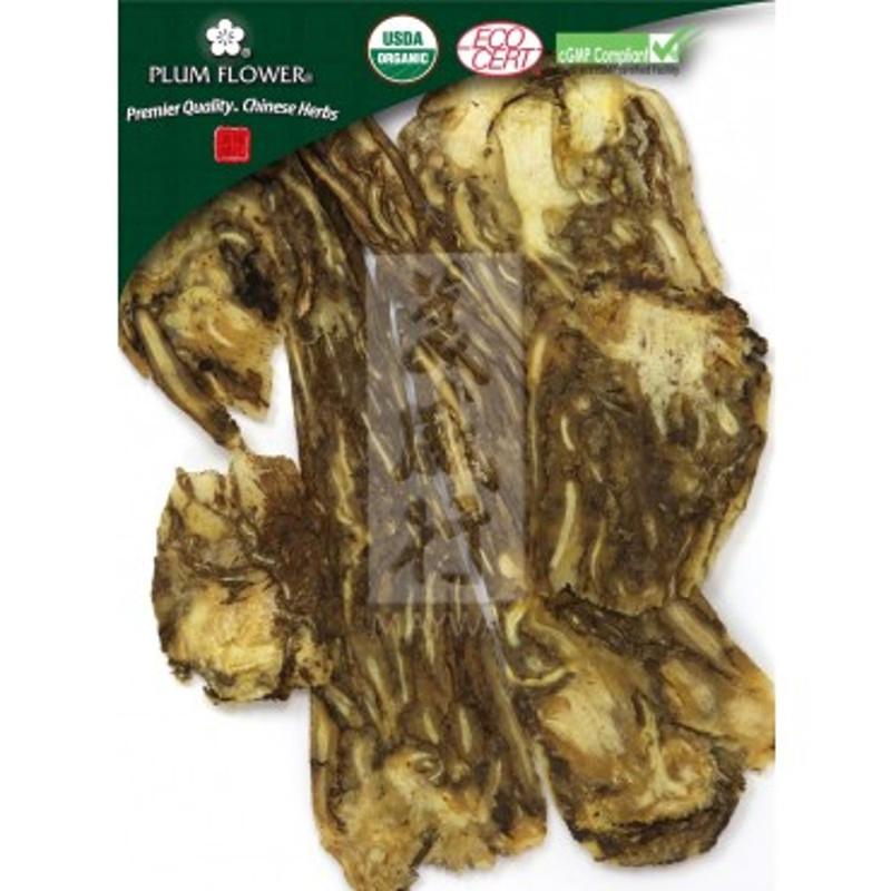 Dang Gui Pian  Unsulfured Certified Organic