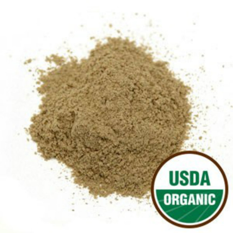 Eleuthero / Siberian Ginseng Root (Ci Wu Jia) Starwest Certified Organic powder