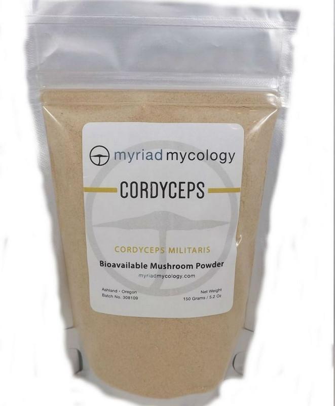 Cordyceps Militaris  Mushroom 5.2 oz size bag