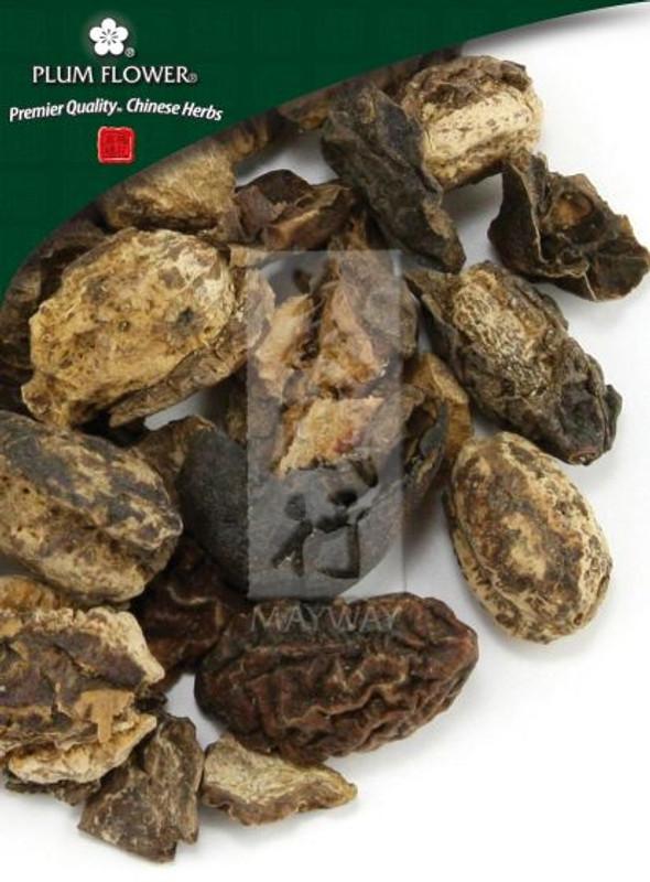 Terminalia chebula fruit (He Zi) Plum Flower Cut / Whole 1 pound