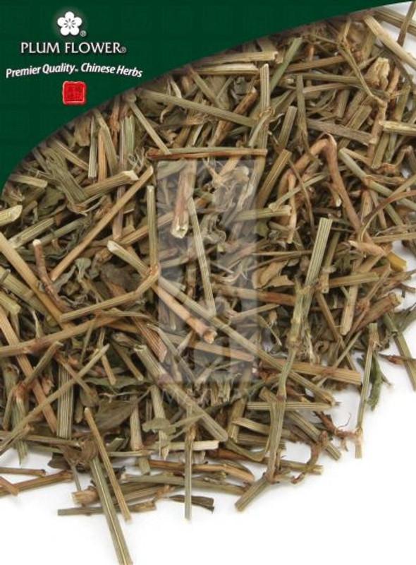 Knotweed Grass (Bian Xu) - cut1 lb - Plum Flower Brand