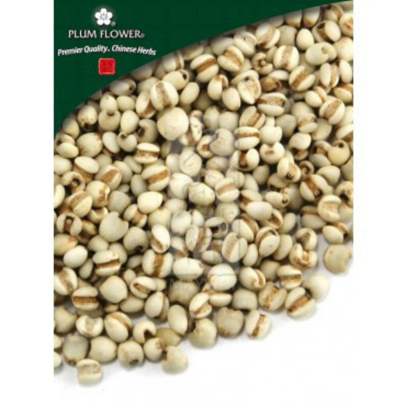 Coix Seed (Yi Yi Ren) - Whole Form 1 lb. - Plum Flower Brand