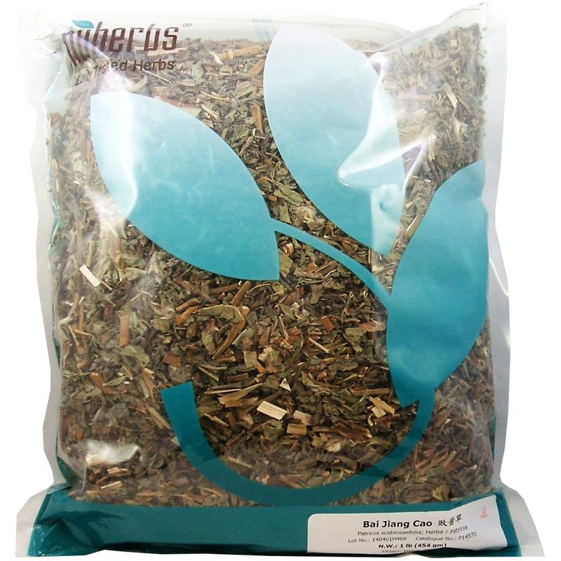 Patrinia Herb/Pennycress - Bai Jiang Cao