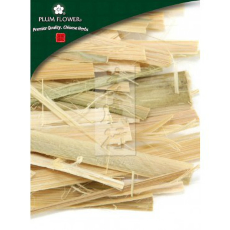 Bamboo Shavings (Zhu Ru) Plum Flower Cut Form 1 lb
