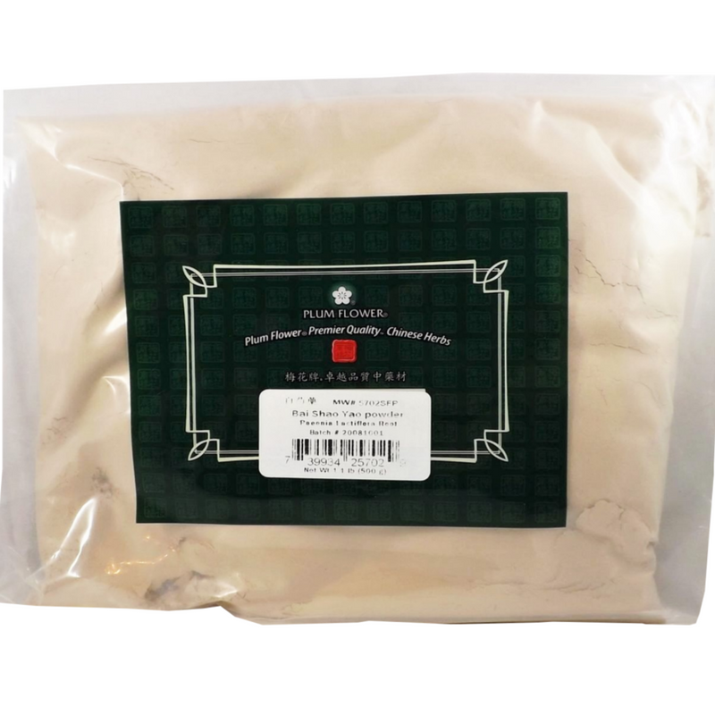 Bai Shao/Bai Shao Yao White Peony Root Powder