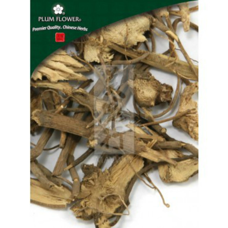 Achyranthes Root, Two Tooth Root, Tu Niu Xi, Plum Flower brand, Cut 1lb