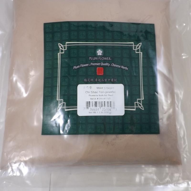 Red Peony Root Powder, Chi Shao (Yao)