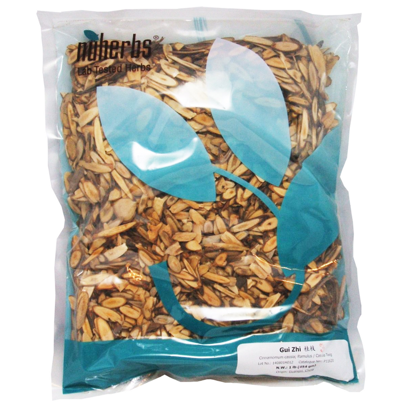 Cinnamon / Cassia Twig (Gui Zhi) Nuherbs Cut Form 1lb