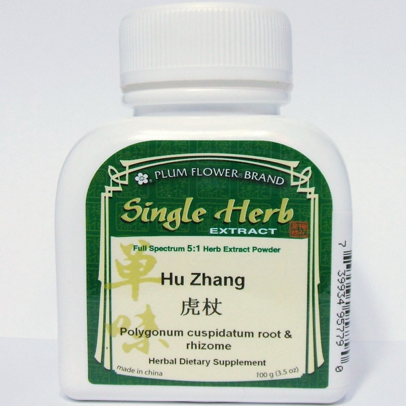 Japanese Bushy Knotweed (Hu Zhang) Plum Flower Powdered Concentrate