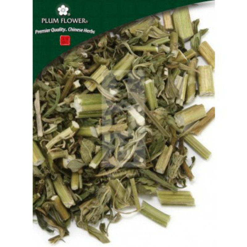 Chinese Motherwort (Yi Mu Cao) - Cut Form 1 lb. - Plum Flower Brand
