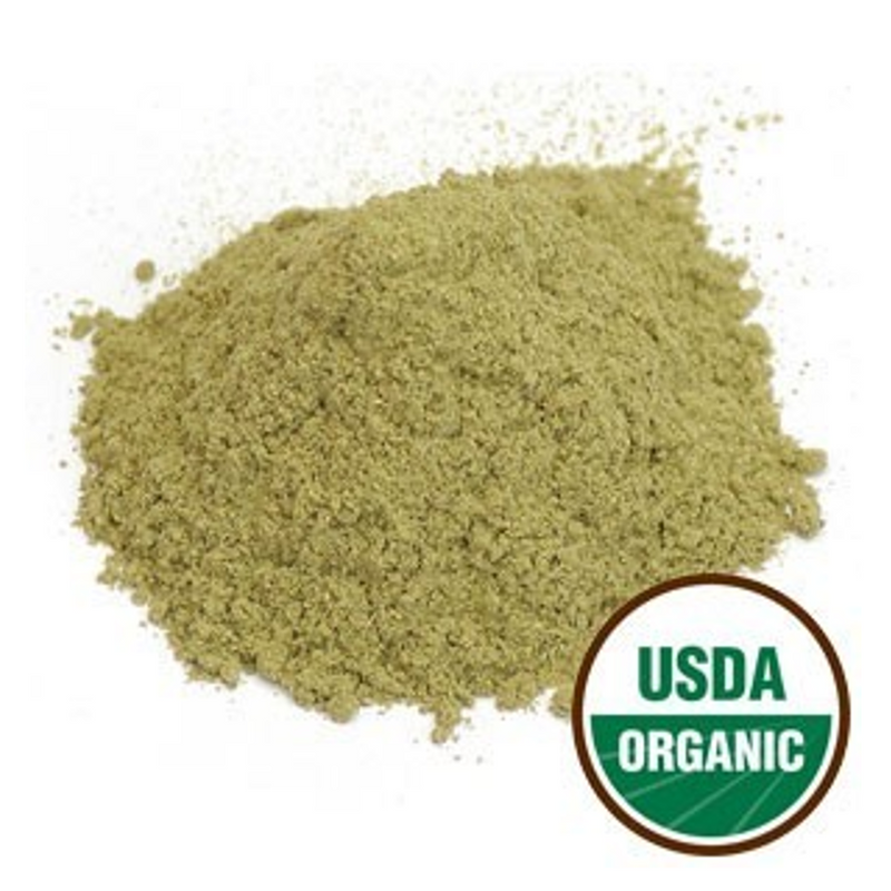 Olive Leaf Powder Organic 1lb