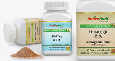 active herb extract granulas