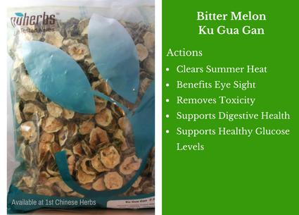 Bitter Melon, Ku Gua, Nuherbs, traditional bulk herbs, bulk tea, bulk herbs, teas, medicinal bulk herbs