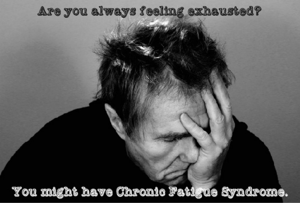 Chronic Fatigue Syndrome · 1stChineseHerbs