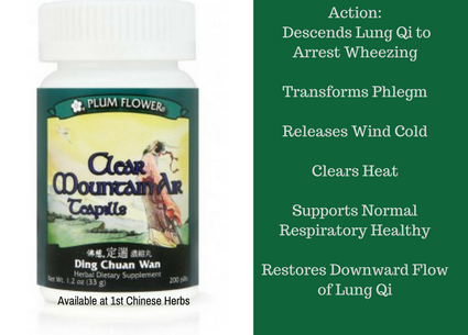 Benefits of Clear Mountain Air Teapills