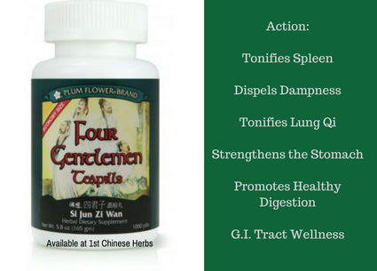 Benefits of Four Gentlemen Teapills