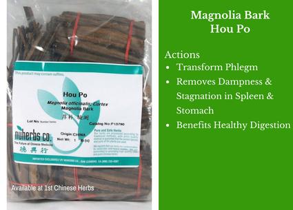 magnolia bark, hou po, nuherbs, traditional bulk herbs, bulk tea, bulk herbs, teas, medicinal bulk herbs