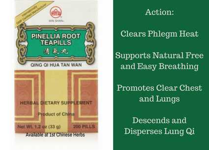 Benefits of Pinellia Root Teapills