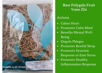 Polygala Fruit raw, Polygala Fruit, Yuan Zhi, nuherbs, traditional bulk herbs, bulk tea, bulk herbs, teas, medicinal bulk herbs