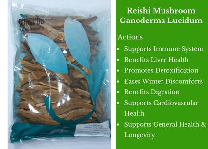 Reishi Mushroom, nuherbs, reishi, red reishi, traditional bulk herbs, bulk tea, bulk herbs, teas, medicinal bulk herbs