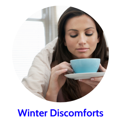 Herbs to support winter health  - colds & flu