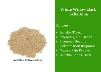 White Willow bark, sali xalba, powder, starwest botanicals, traditional bulk herbs, bulk tea, bulk herbs, teas, medicinal bulk herbs