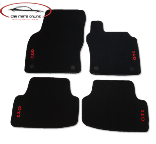 VW Golf 7 & 7.5 Mat Set