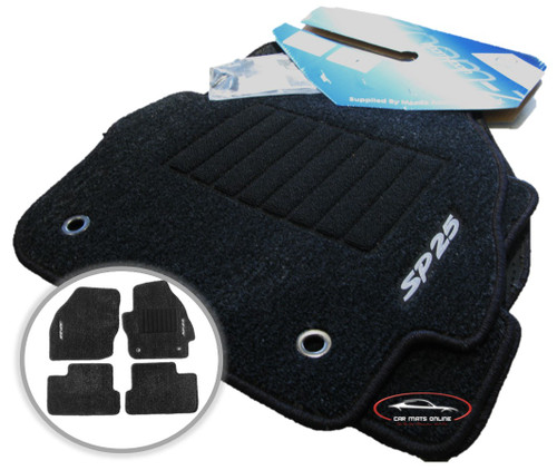 Mazda 3 SP25 BL Genuine Car Floor Mats (BL11-FM-SP25) (2009-2013)