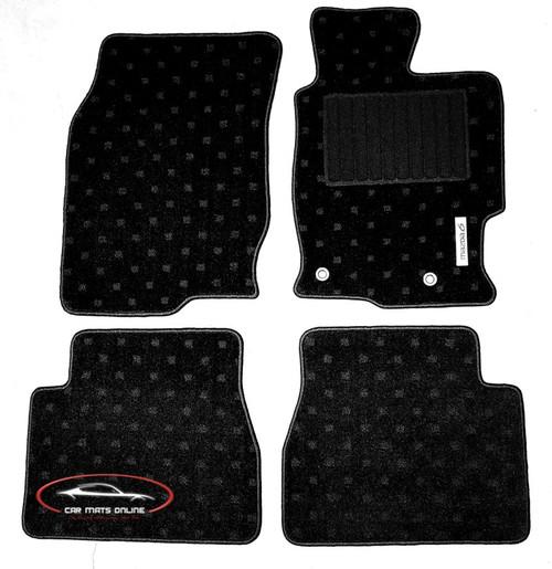 MAZDA 6 GH Genuine Car Floor Mats (GH11-AC-FM) (Feb 2008-2012)