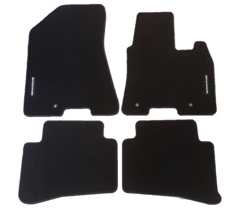 Kia Sportage Mat Set Left
