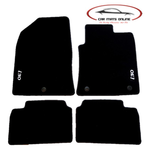 Hyundai i30 Car Floor Mats (2017-On)