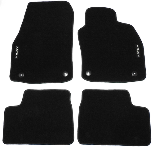 Holden Astra Car Floor Mats (2004-2009)