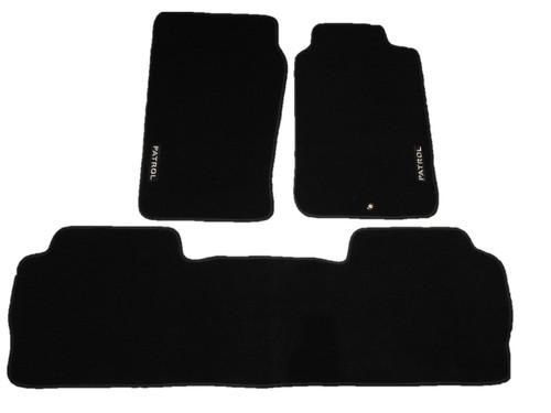 Nissan Patrol mat set