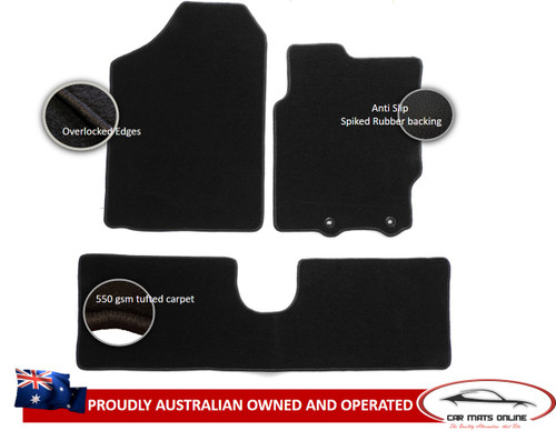Yaris Mat Set
