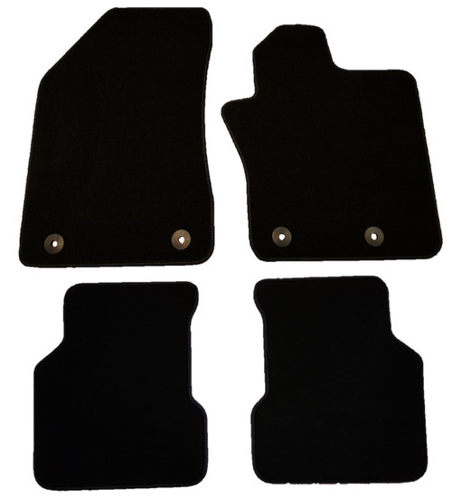 Jeep Compass M6 Car Mats