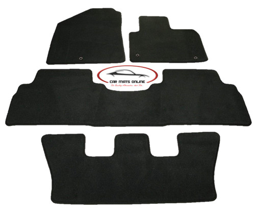 Kia Sorento Car Mat Set