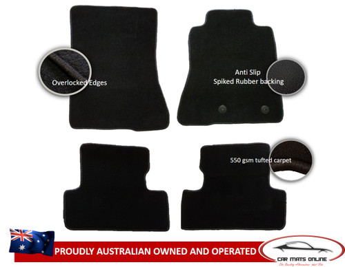 Ford Mustang Mat Set