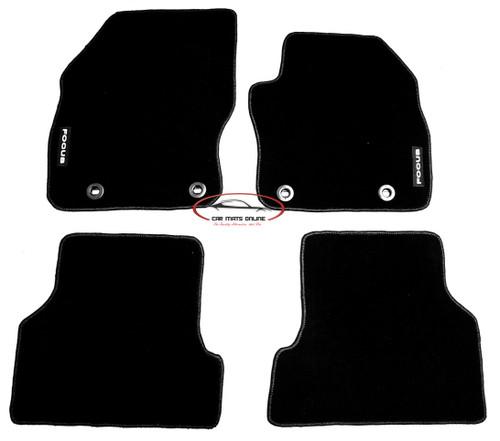 Ford Focus Car Floor Mats Hatch & Sedan (2005-2011)
