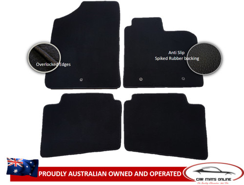 Hyundai Veloster FS Car Floor Mats  (Feb 2012 - On)