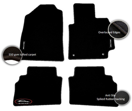 KIA Seltos SUV Car Mats ( 2019 - Current)