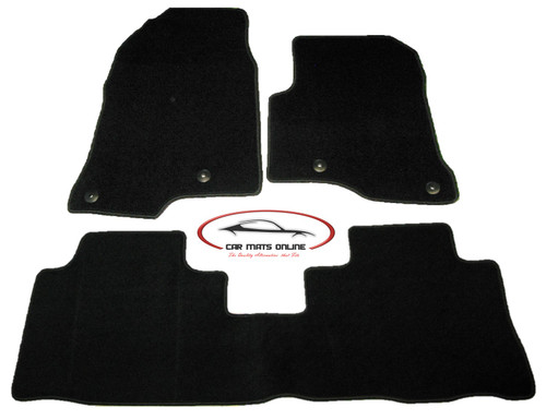 Holden Captiva Mat Set